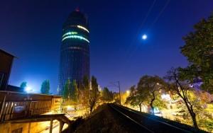 Ночи в Загребе