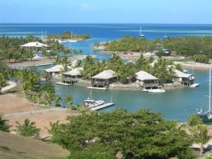 Песчаные острова Фиджи