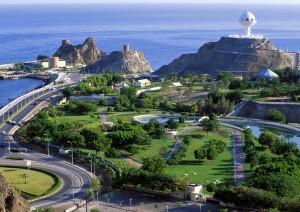 По следам Синбада-Морехода: едем в Оман