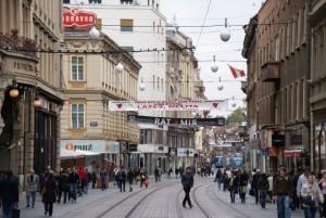 Шоппинг в Загребе